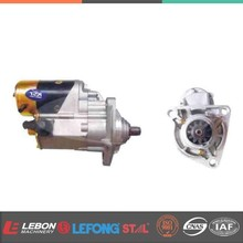 China Supplier Auto Spare Parts 24V 6BB1 1-81100-191-0 Starting Motor