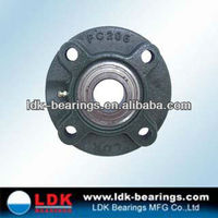 Pillow block ball bearing house