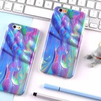Dream Fantastic phone case for iphone 6s colorful painting phone case