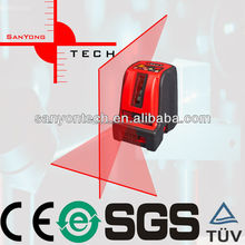 SY501 china land levelling flooring Laser Level 2 lines for sales