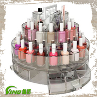 Storage Box Nail Polish, Makeup Case, Makeup Counter Display