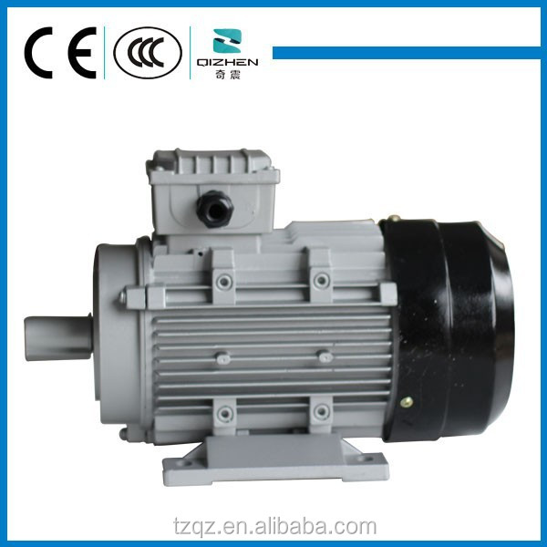 Superior efficiency 100% Copper Wire three phase induction motor 380v 5.5kw with aluminium housing