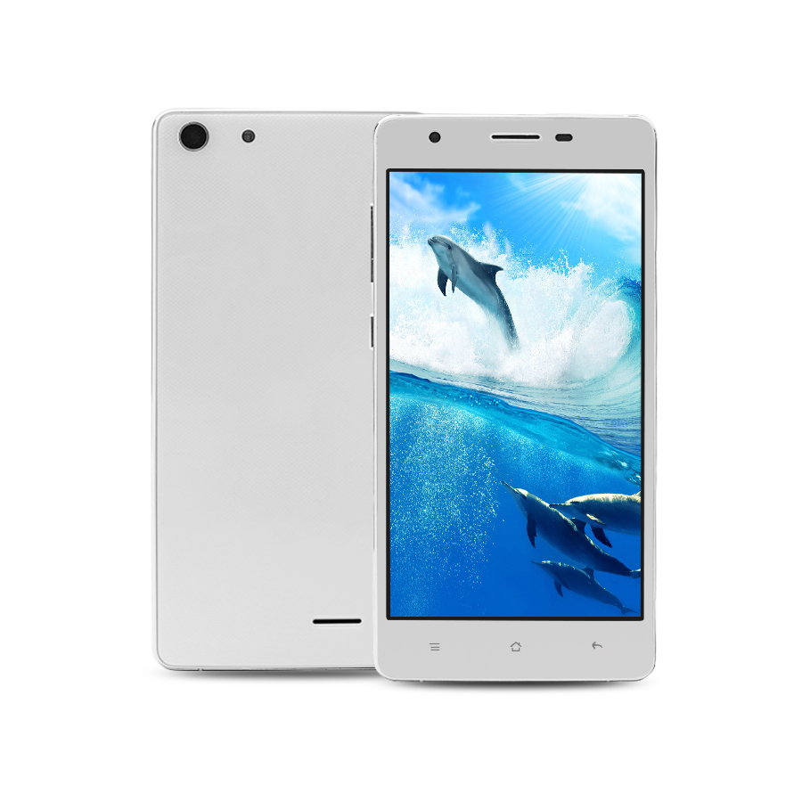 Free sample 5.0 inch IPS Screen MTK6735 Quad Core Android 5.1 smart Mobile Phone 16GB ROM 2GB RAM 4G mobile phone