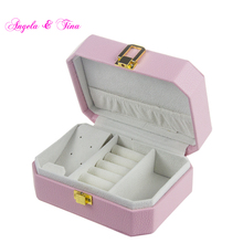 High Quality PU Leather Storage Box Eco-friendly Gaine