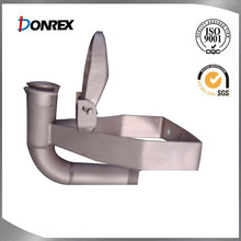 Professional ISO9001 industrial fabrication of pipe spool