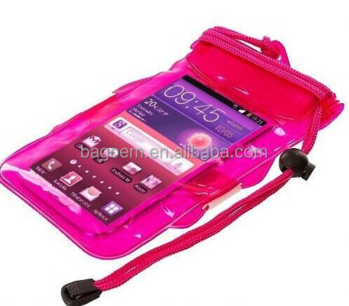 custom EU standard cleaning pouch of mobile phone