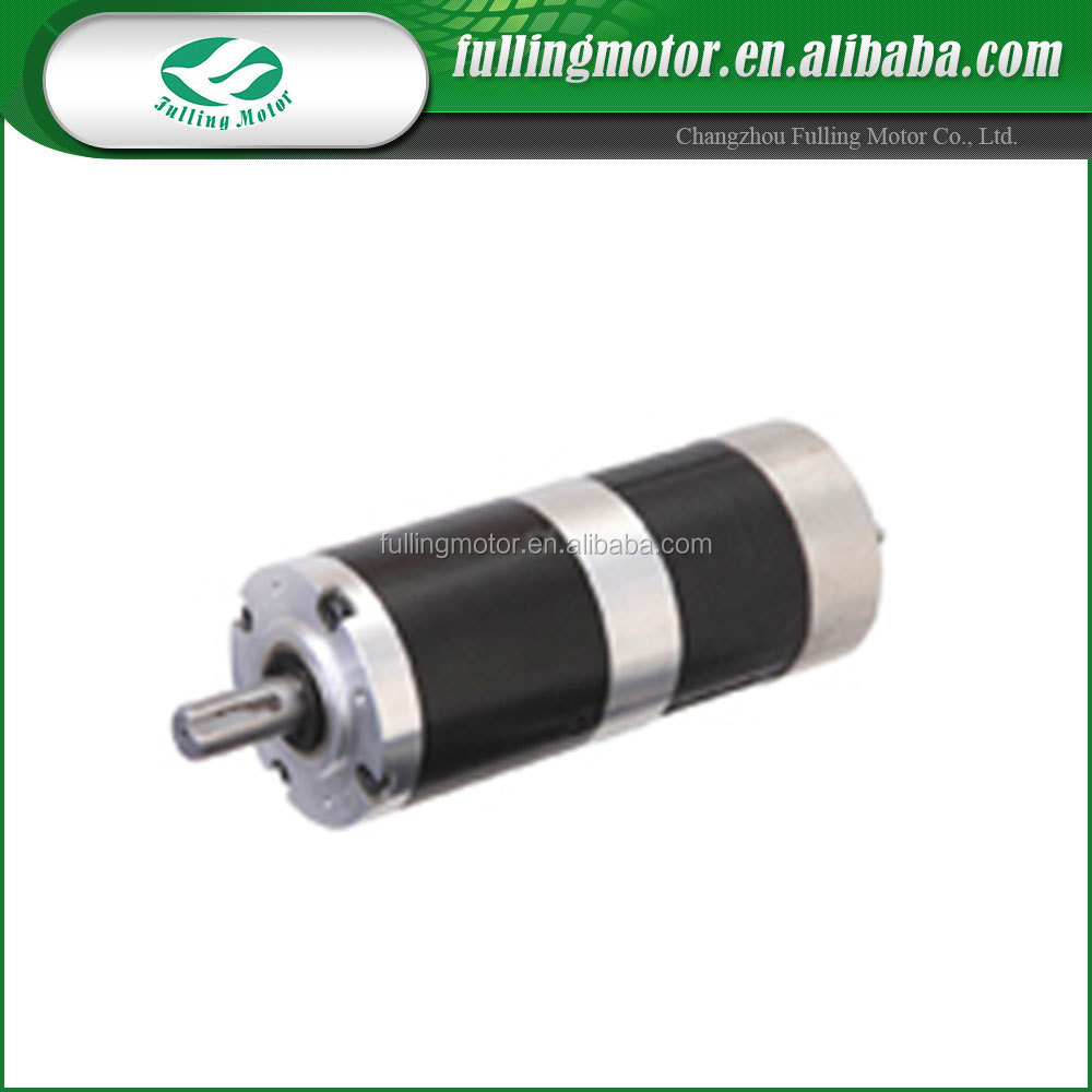 China Supplier Planetary Gear DC Brushless Motor