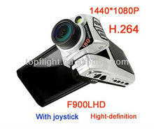 1080P F900LHD Car DVR with H.264 decoding format 12MP Vehicle Video DVR Recorder