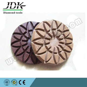 Diamond Marble/Granite/Concrete/Terrazzo Floor Polishing Pad