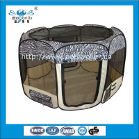 Classical Portable Folding Waterproof Fabric Pet Playpen