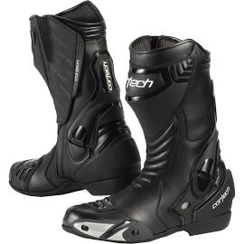 Cortech Latigo WP Road Race Boots Men's Street Motorcycle Boots