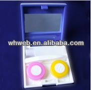 Cute Lens case for contact lens, hello kitty contact lens cas