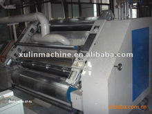 single facer/corrugated cardboard production line