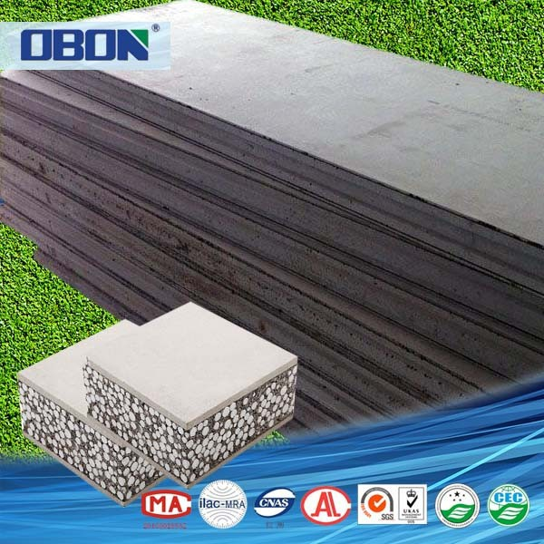 OBON fire retardant waterproof xps rigid foam insulation board price