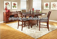 Hot!!! teak indoor dining tables,dining furniture design