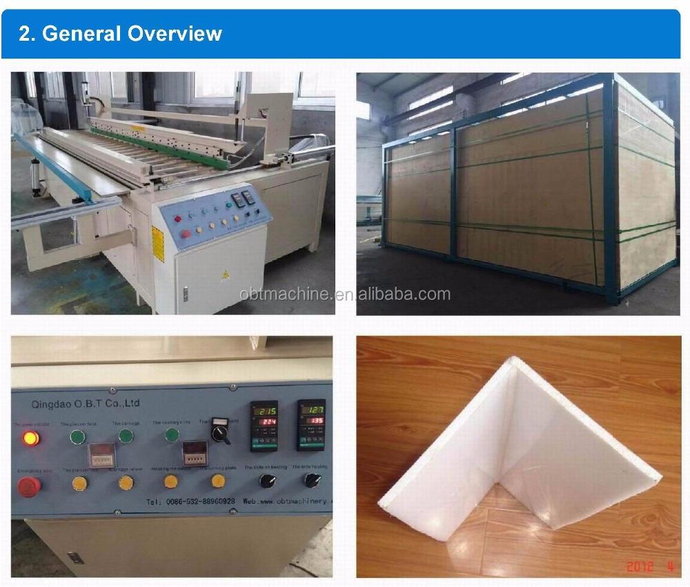 plastic sheet bending machine