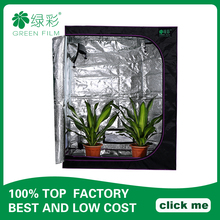 100% top factory Supplier best low cost friendly PEVA grow tent kit hydroponics system with 160D/ 600D/210D customize