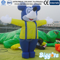 2016 New Items Shape Customized Inflatable Cartoon Characters For Sale