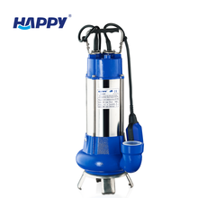 German quality high head deep suction silent pressure 1.5 hp water submersible pump