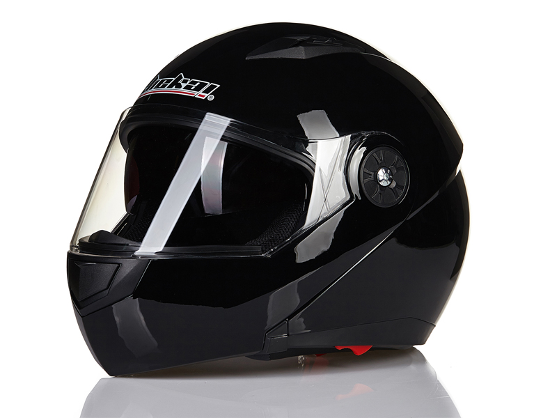 Helmet with Sunglasses Open Face Full Face Motorcycle JIEKAI Style Motorbike Helmet DOT Approved