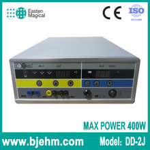 Electronic Equipment Electrocoagulation Devices 400W Electrosurgical Cautery Machine