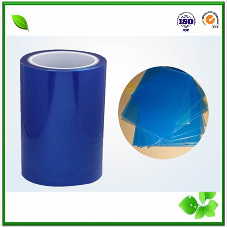 hot blue protective film