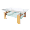 MDF furniture wooden coffee table furniture tables