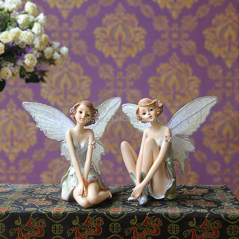Figurine Angel Wedding Cake Toppers Marriage Gift New Creative