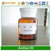 Clear Liquid Aniline Oil Chemical Solvent