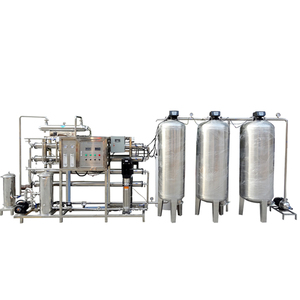 2000LPH full stainless steel distilled water making machine for pharmaceutical