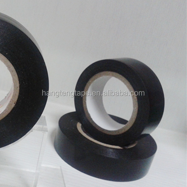 Black Adhesive Insulation Tape/Shiny Heat Resistant Electrical Tape