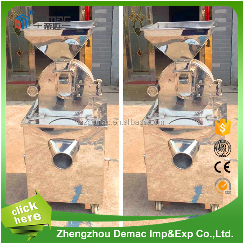 Chinese traditional Herbal Medicine Crusher Grinding machine