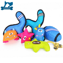 Mixed Sale Squeaky Dog Toy Pet Toy Bite Resistant Dog Chew Toy