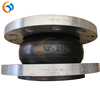 heat oil resistant electrical connectors rubber expansion joints for valves
