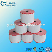 hot selling pre printed 80mm width thermal paper rolls