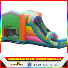New finished inflatable bouncer/inflatable bounce slide cheap on sale