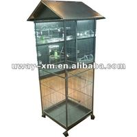 UW-PT-053 Customized design wire mesh bird cages for breeding and feeding,metal birdcage,bird coop
