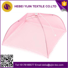 Supply large quantity and cheap price mosquito net food cover, umbrella mesh food cover