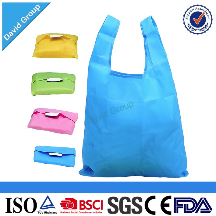 Custom Fashion Reusable Shopping Bag From China Manufacturer