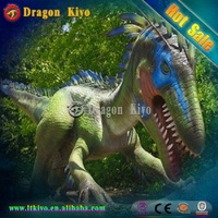 2016 Dragon kiyo coin inflatable dragon dinosaur amusement park