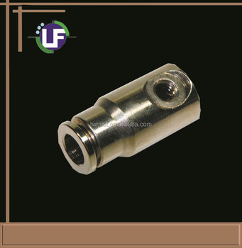 "3/8"" Quick Coupling Slip Lock End"