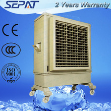 6000m3/h 100% copper motor evaporative portable air cooler movable air conditioner
