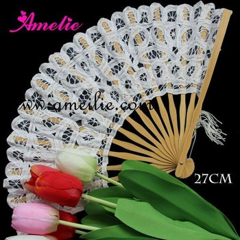 Decorative Large Lace Hand Fans