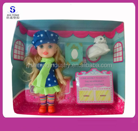 New Fashion Christmas Gifts Dolls for Girls and Kids 2016