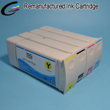 Remanufacture Ink Cartridge for hp 789 Reborn original ink cartridge for HP DesignJet L25500 with Latex Ink