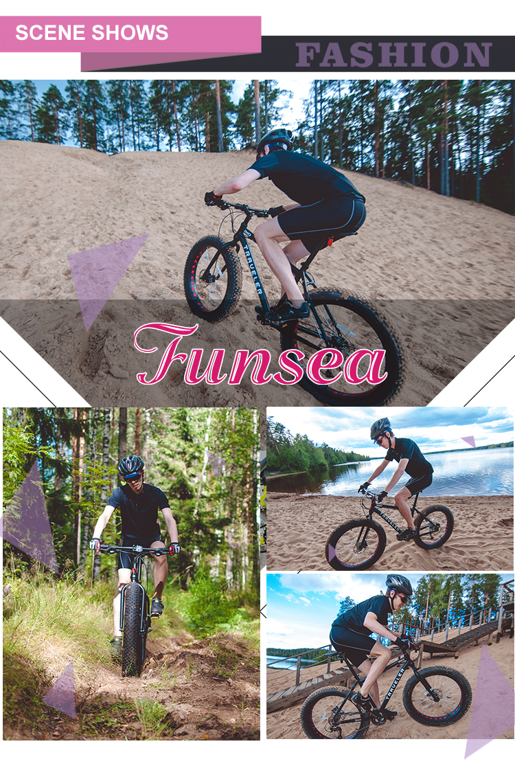 Fatbike factory direct wholesale price sale custom logo 26'' alloy frame snow beach cruiser fat tire bike bicycle for men