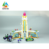 Eco Friendly Plastic ABS Construction Toy