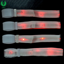 Party and event items Silicone remote controlled led bracelet LED Bangle, Novelty LED Bracelet, Flashing LED Wristband