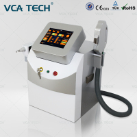 2016 Nd: YAG Laser tattoo removal laser , Hair Removal IPL 2 in 1 machine