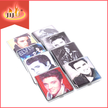JL-080N Yiwu Jiju Wholesale Personalized Leather Cigarette Cases